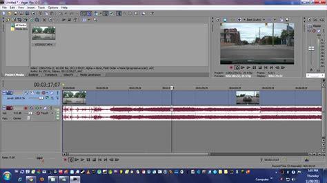 vegas pro time lapse tutorial sony vegas pro 10 tutorial time lapse and slow motion