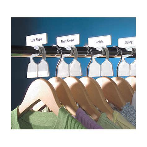 glance closet organizing dividers set