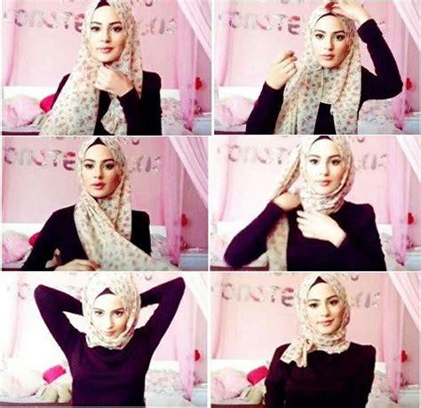 tutorial hijab pashmina turki best 25 hijab tutorial ideas on pinterest hijab style