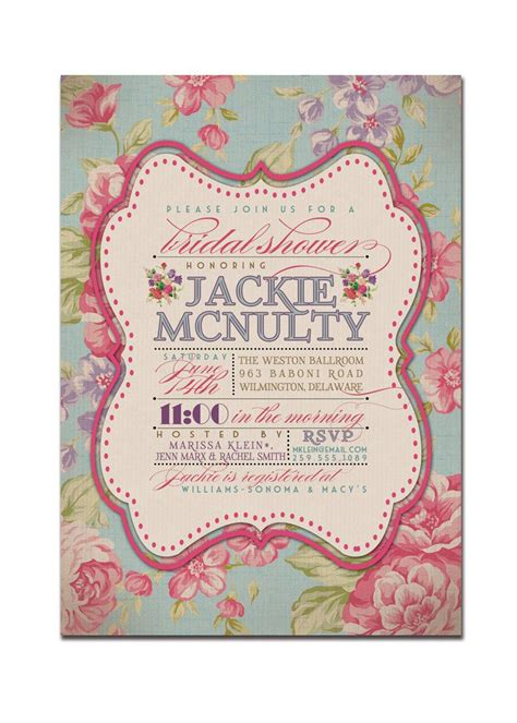 vintage inspired wedding shower invitations invitations templates vintage wedding shower invitations invitations template cards
