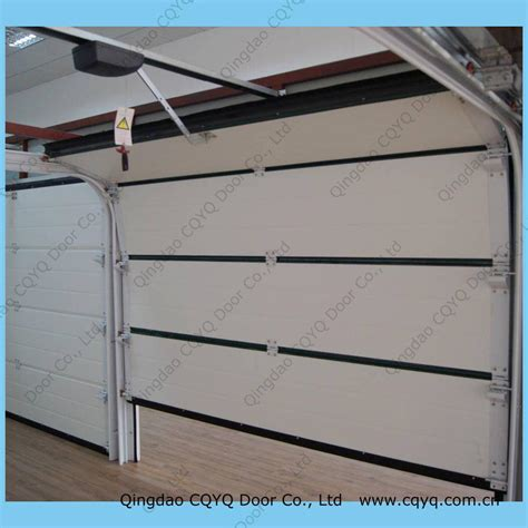 China Overhead Sectional Garage Door China Sectional Overhead Door Garage Opener
