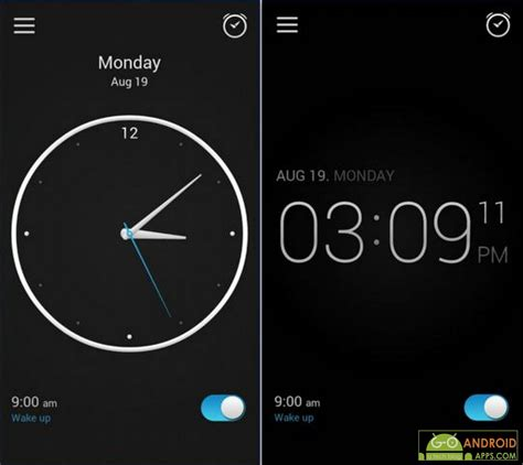 alarm app android best alarm clock apps for android 2016 appinformers