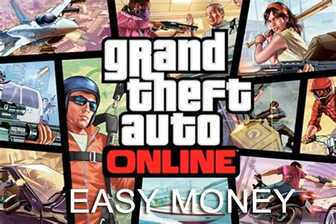 How To Make Easy Money On Gta Online - make easy money online images usseek com