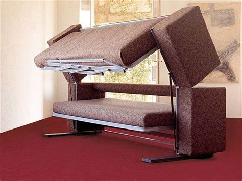 Sofa Converts To Bunk Bed Convertible Beds Add Unique Style To A Room