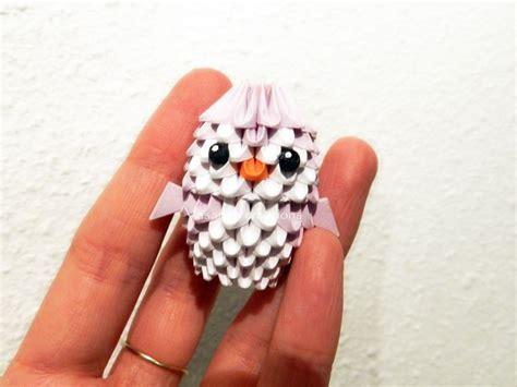 Mini Origami - mini paper 3d origami penguin origami 3d origami