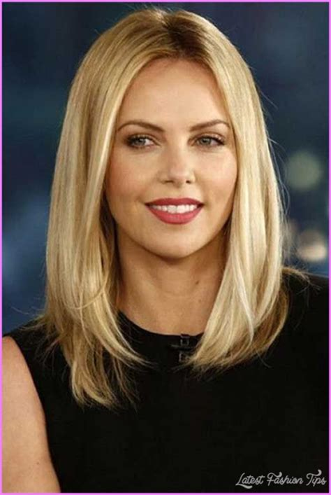 hairstyles for same length same layered shoulder length haircut different hairstyles