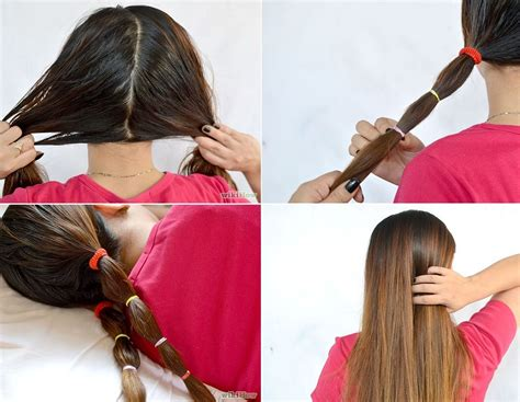 how to do straight hairstyles how to straighten your hair without causing any damage