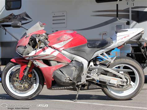 honda cbr 600 2012 2012 honda cbr600rr project bike photos motorcycle usa
