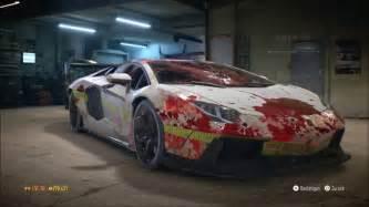 Lamborghini Tuning Need For Speed 2015 Lamborghini Aventador Tuning