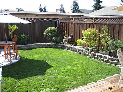 ideas for a small backyard yard landscaping ideas on a budget small backyard