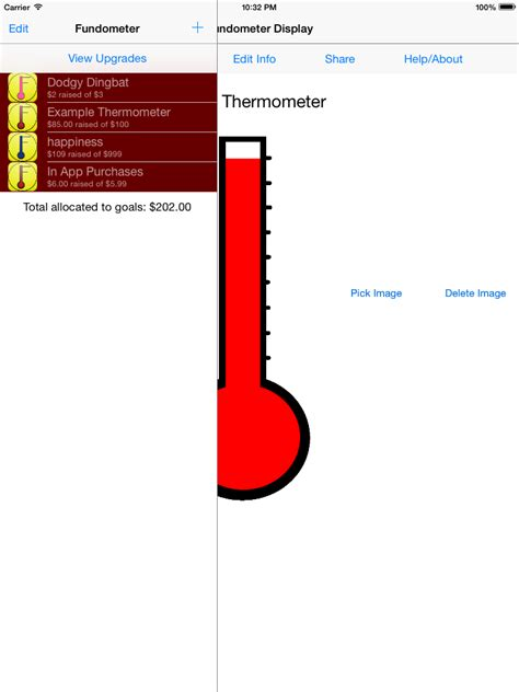 Fundraiser Thermometer Template by Fundraising Thermometer Template Free Best