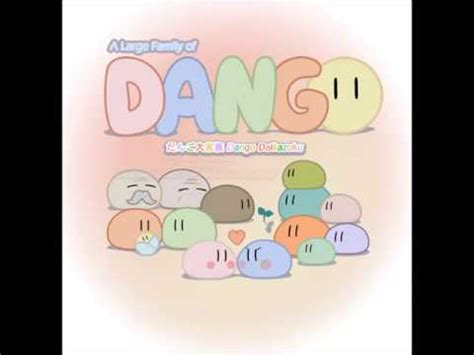 dango daikazoku music box version daikazoku videolike