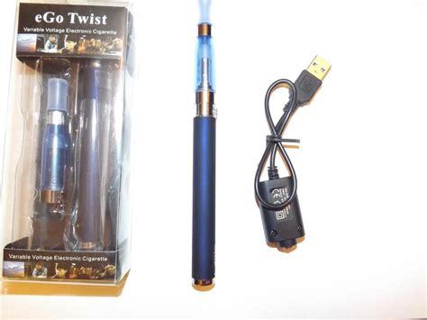 Vaporizer Ego Ce5 1100mah ego c twist 1100mah starter kit variable voltage vaporizer hooka ce4 ce5 ebay