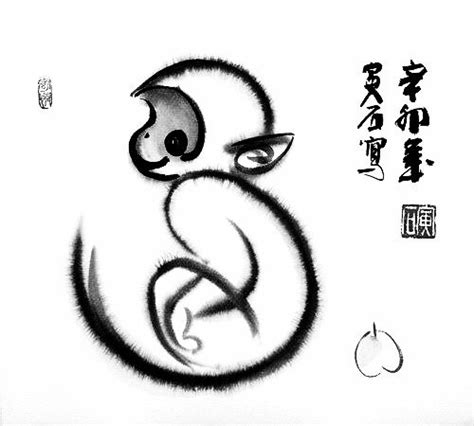 chinese monkey tattoo designs monkey monkey tattoos