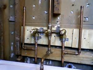 water hammer arrester question page 2 plumbing