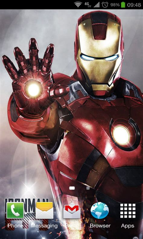 iron man wallpapers apk android