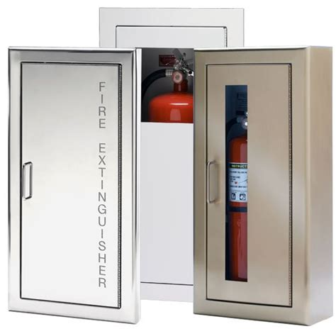 wall mounted extinguisher cabinet custom wall mount extinguisher cabinets