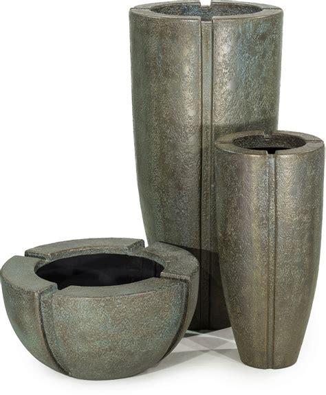 bronze patina herstellen fleur ami pflanzschale patina verdigris bronze interismo