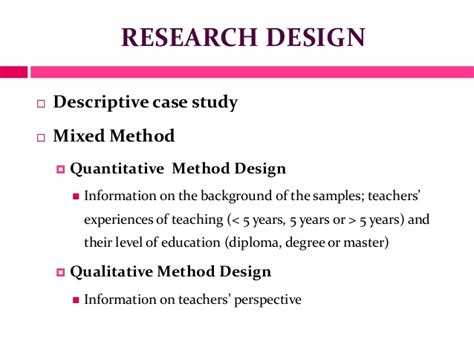 Research Methodology Ppt For Mba by Contoh Qualitative Contoh 0208