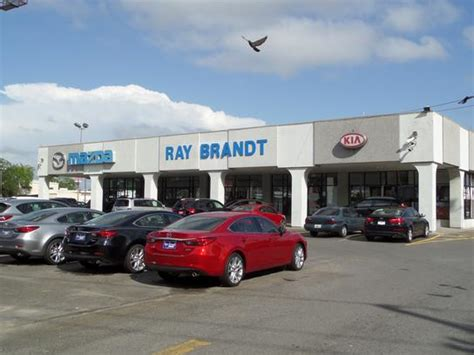 Brandt Kia Brandt Mazda Kia Harvey La 70058 Car Dealership