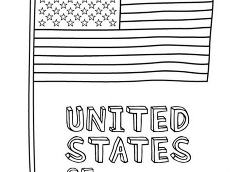 american flag coloring page for first grade get this american flag coloring pages for first grade 78942