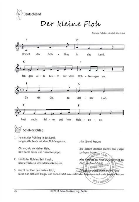Len Aus Es Schlafen Alle Leute Text by Der Kleine Hase Fufu Kramer Im Stretta Noten