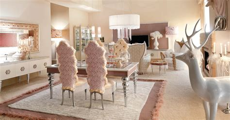 luxury baby bedroom luxurious baby pink and white dining area stylehomes net