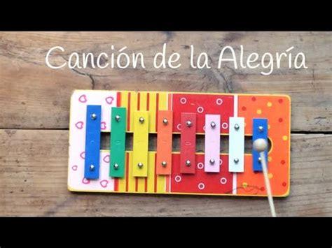 canciones de cuna xilofono xilofono cancion de cuna doovi