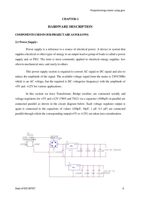 Letter Transfer Electricity Meter Document Of Prepaid Energy Meter Using Gsm
