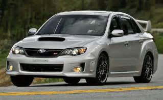 Subaru Sti 2011 Car And Driver