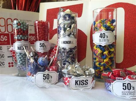 50th Birthday Ideas Decorations by 50th Birthday Bar Diy Ideas