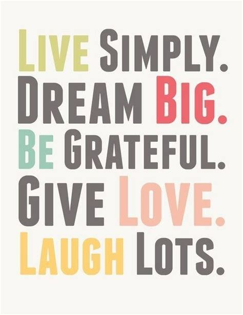 easy bid live inspirational picture quotes live simple big