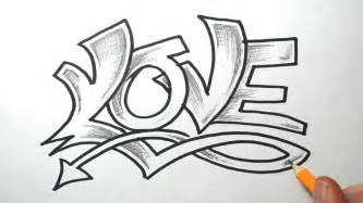 how to draw in graffiti lettering