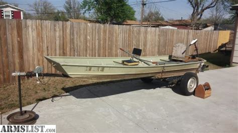 flat bottom boat for sale kansas will trade for