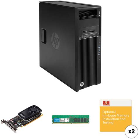 Workstation Hp Z440 hp z440 series turnkey workstation with 16gb ram and quadro k620