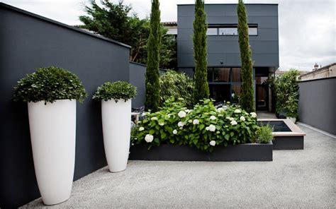 hängesessel terrasse ha 02 maison en ville bordeaux contemporain terrasse