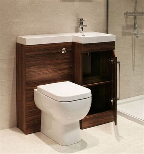 small bathroom toilets 32 stylish toilet sink combos for small bathrooms digsdigs