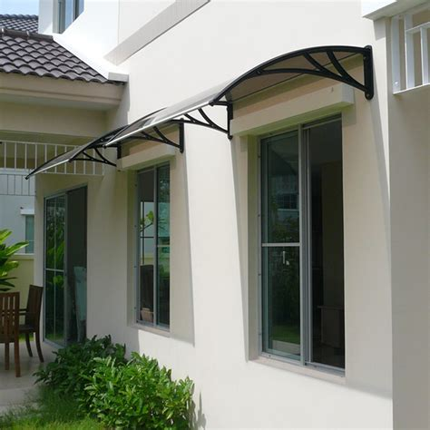 rain awnings for home yang 800 rain awning awned combination quality canopy
