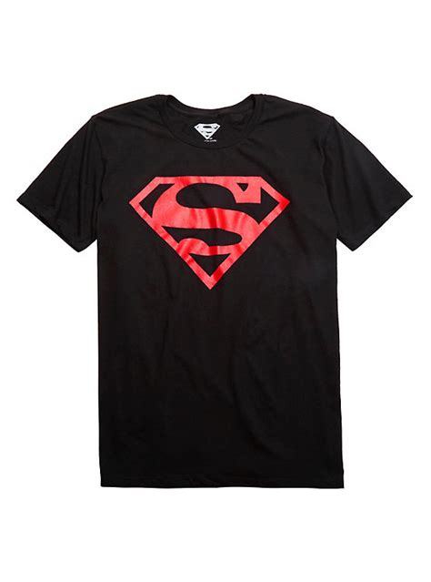 Tshirt Superheroes 22 From Ordinal Apparel dc comics superboy logo t shirt topic