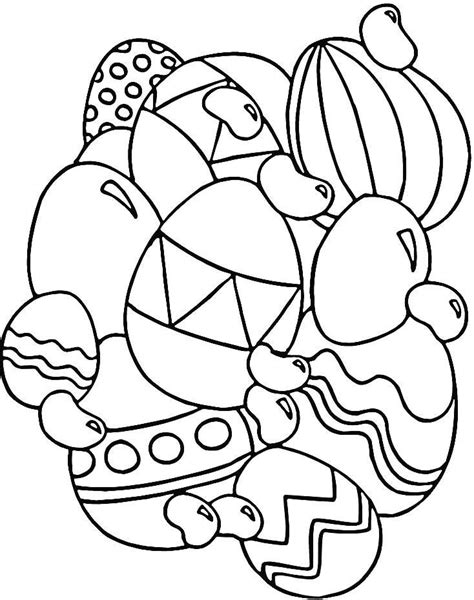 coloring pages jelly beans coloring home