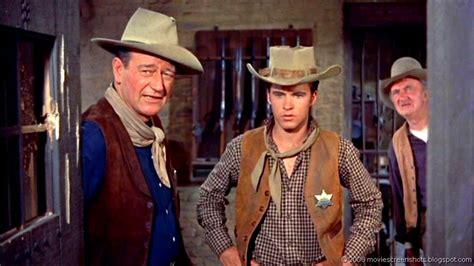film cowboy rio bravo rio bravo rio bravo 1959 western pinterest