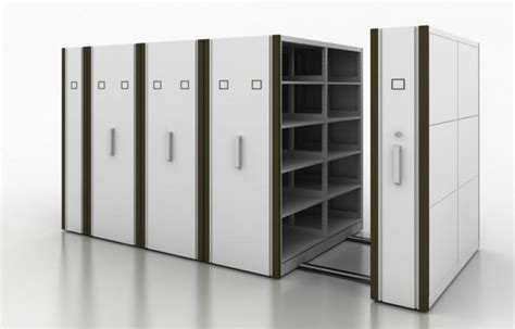 Office Cupboard High Quality Mobile Shelving Cabinet
