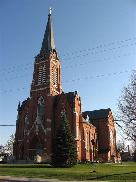 st catholic church st henry s catholic church st henry ohio