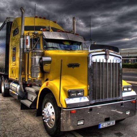 kenwood truck dealer 25 best ideas about kenworth trucks on semi