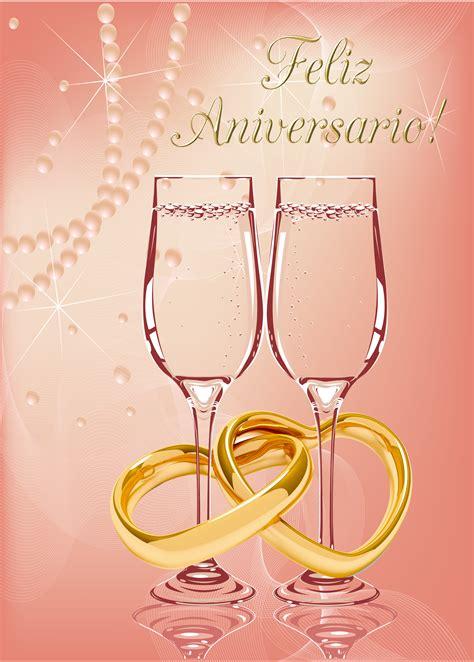 feliz aniversario de bodas oro un hijo cancionrs tarjeta feliz aniversario de boda by creaciones jean on