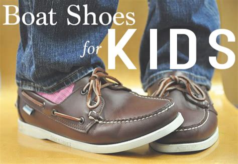 boat shoes get wet best kids boat shoes for sailing