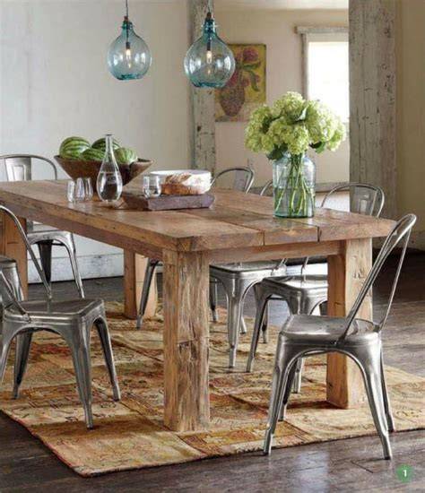 rustic kitchen table and chairs gul