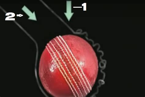 why does cricket ball swing what makes a cricket ball swing quora
