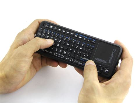 Pointer Keyboard Mouse mini wireless keyboard and touchpad mouse rechargeable