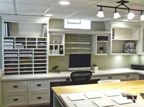 scrapbook room ideas scrapbooking room traditional home office other metro by millennium cabinetry